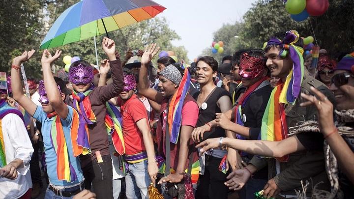Block party гомосексуализм