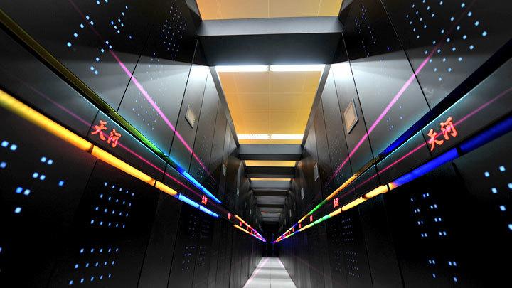 Китай против США: Чей суперкомпьютер будет лучше?