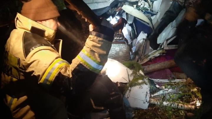 4 человека погибли в результате крушения L-410 под Иркутском