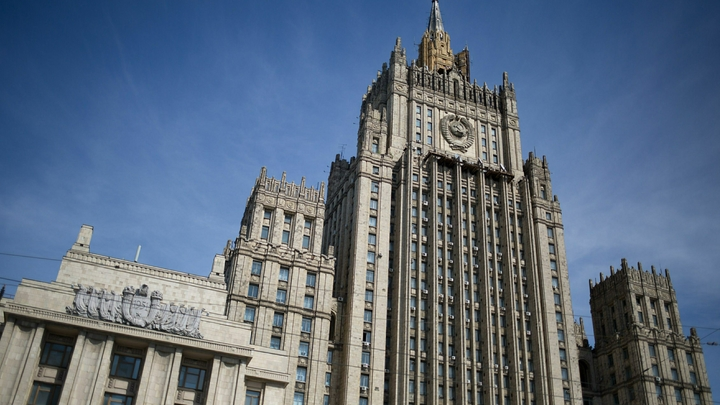 После визита на ковер в МИД России посол Австрии отказался от общения с журналистами