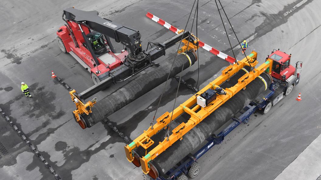 Швеция пояснила Украине, почему позволила строительство «Северного потока— 2»