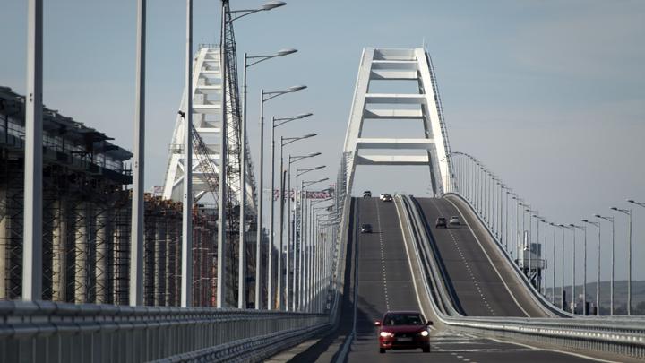 Для охраны Крымского моста создали особую бригаду Росгвардии - Золотов