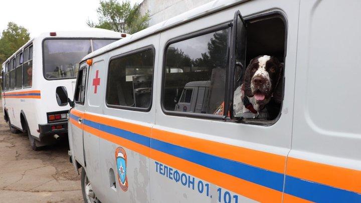 В Екатеринбурге обрушился котлован: под завалами оказался рабочий