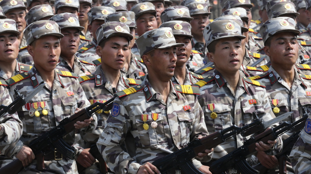 СМИ: США зафиксировали подготовку КНДР к ядерному испытанию