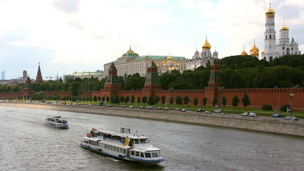 В Кремле изумились формулировке условий возврата дипсобственности в США