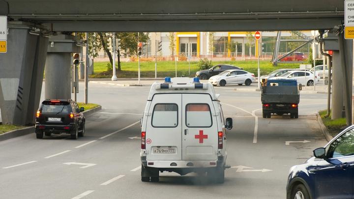 Лопнувшее колесо, ставшее причиной ДТП с 8 жертвами на Урале, отправят на экспертизу