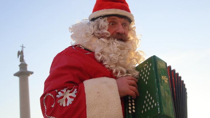 Без катка и карусели: коронавирус урезал формат рождественской ярмарки в Санкт-Петербурге