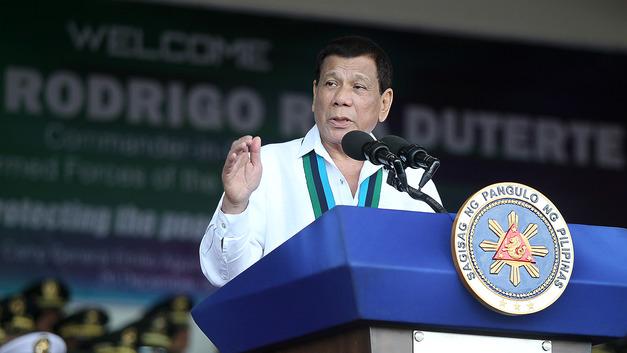 Я не шучу: Президент Филиппин призвал военных пристрелить его, если он вовремя не уйдёт