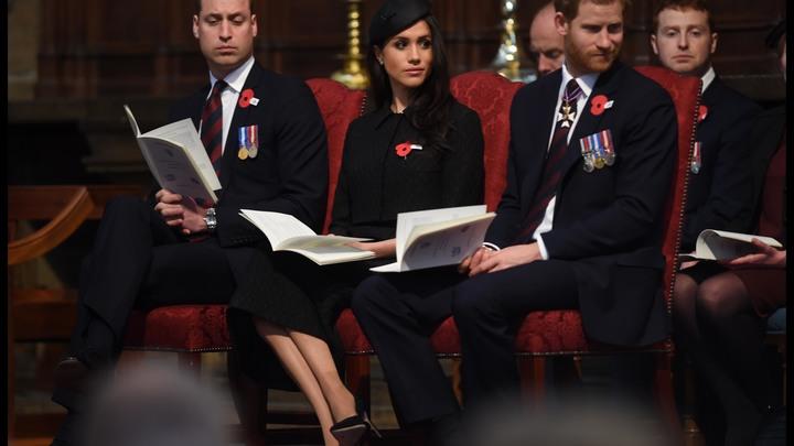Принц Уильям признался, что мечтает о жене, похожей на Меган Маркл