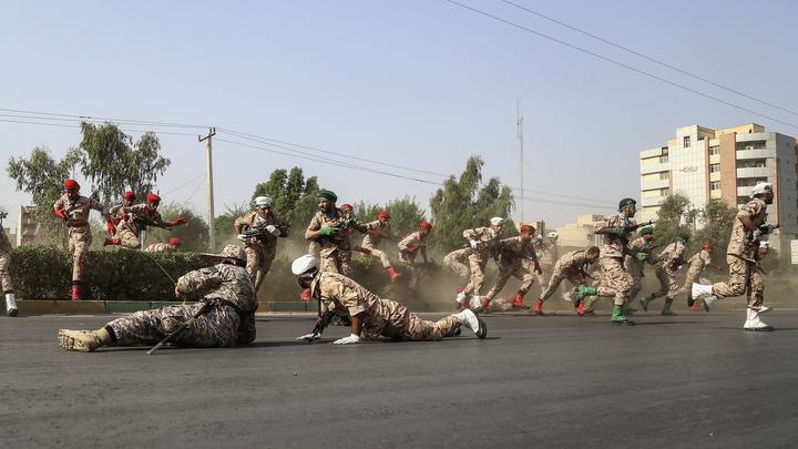 Рецепт теракта в Иране: Смешать деньги ОАЭ и Саудовской Аравии с инструкторами из США