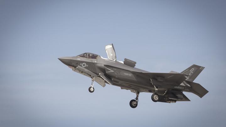 Охота за истребителем F-35: На дне океана ключ к секретам ищут Япония, Россия и Китай - СМИ
