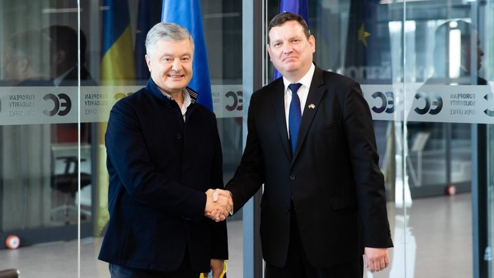 Наши украинские коллеги зря кричали: Компромат выдал амбициозные планы США