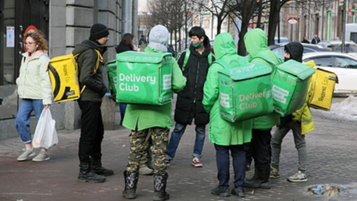 Забайкальцы стали на 23% чаще пользоваться сервисами доставки продуктов и блюд
