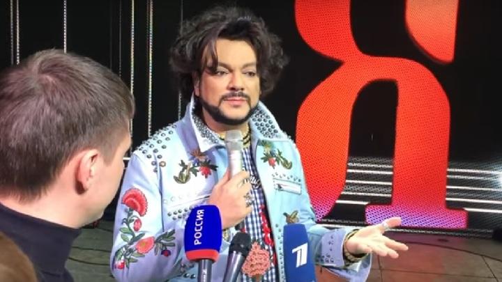 Киркоров предложил участникам Евровидения спеть за Самойлову