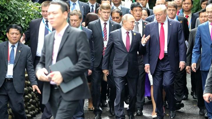 Реабилитация термина? Почему Путин и Трамп называют себя националистами
