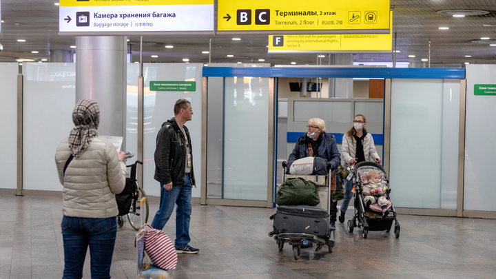 Коронавирус завезли в Россию из Таиланда и... Украины: Официальные цифры