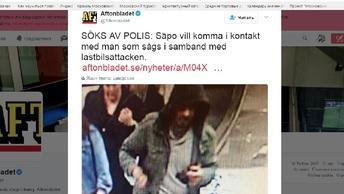 Опубликовано фото террориста из Стокгольма