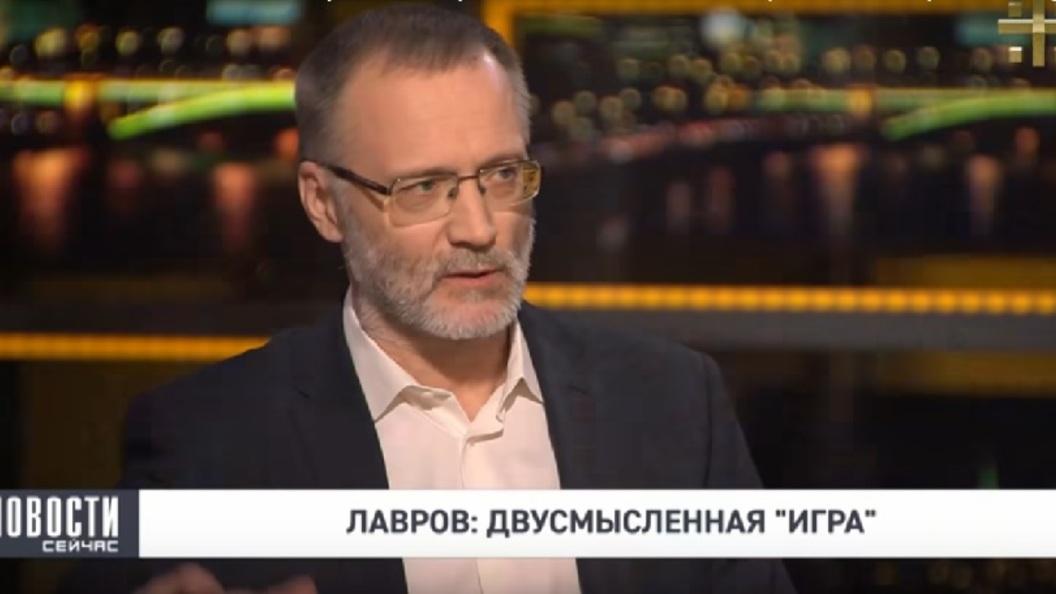 Михеев: Визит Могерини в Москву раскрыл двойные стандарты Запада