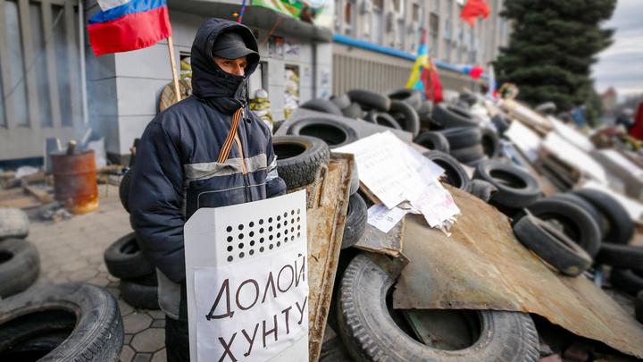 Как началась Русская весна в Луганске
