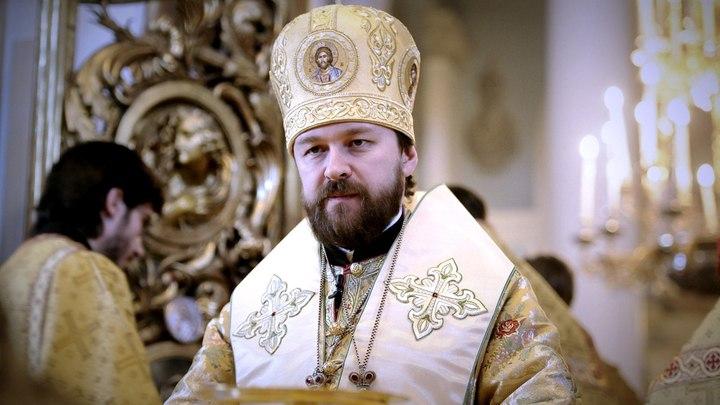 Русская Церковь не будет работать в структурах во главе с представителями Варфоломея
