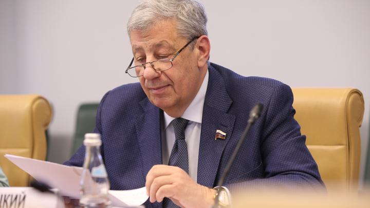 Чернецкий не будет бороться за кресло сенатора - ему подыскали новую должность в Екатеринбурге