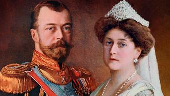 Любовь выше смерти. Николай и Александра
