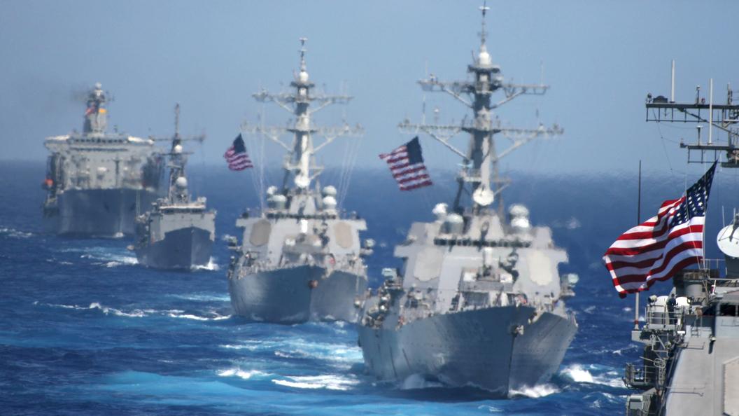 The Times: На Сирию надвигается крупнейшая военная армада со времен вторжения в Ирак
