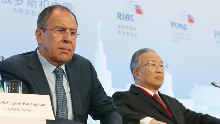 Россия и Китай дружат без розовых очков