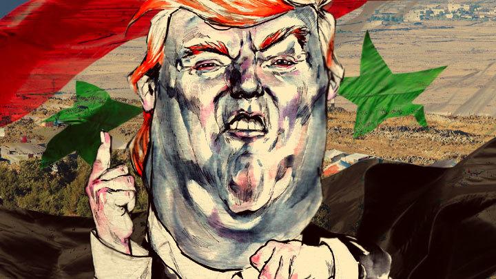 США не хотят вернуть сирийцам... Сирию