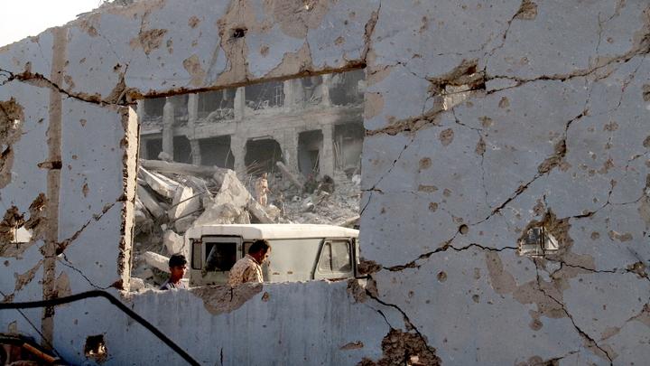 Пятеро британцев стали жертвами обстрела сирийской деревни - СМИ