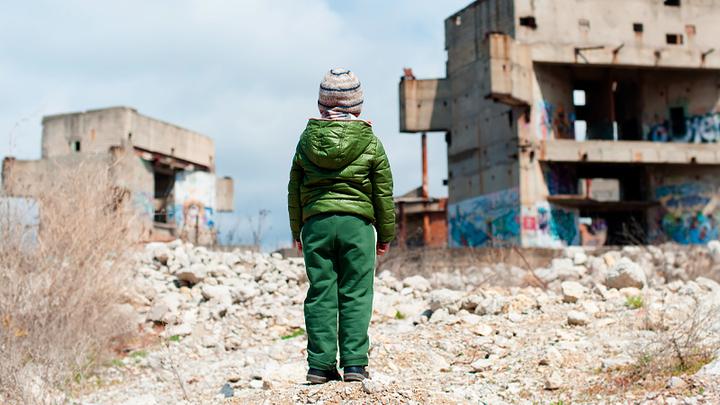 И руки в могильной грязи. Простая правда об убийстве ребёнка в Донбассе