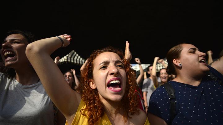 В Аргентине одобрили аборты. Шафран припечатала: Это сознательное убийство - они ликуют