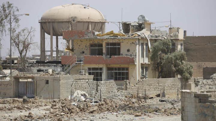 Иракские военные полностью отбили от ИГ город Талль-Афар