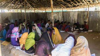 Бангладеш выселяет мусульман-рохинджа на необитаемый остров в Бенгальском заливе
