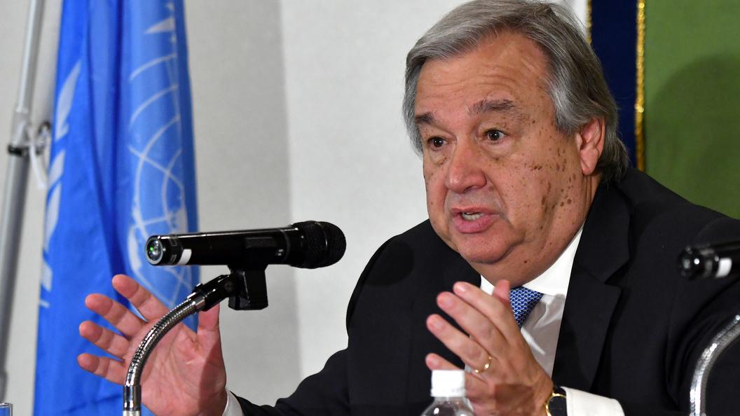 Генеральный секретарь ООН подсчитал среднюю длительность конфликтов вмире