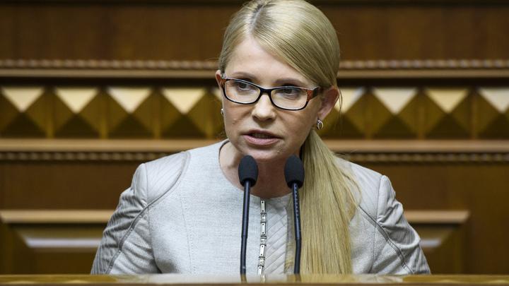 Тимошенко клянется разогнать олигархов и построить социальную экономику Украины