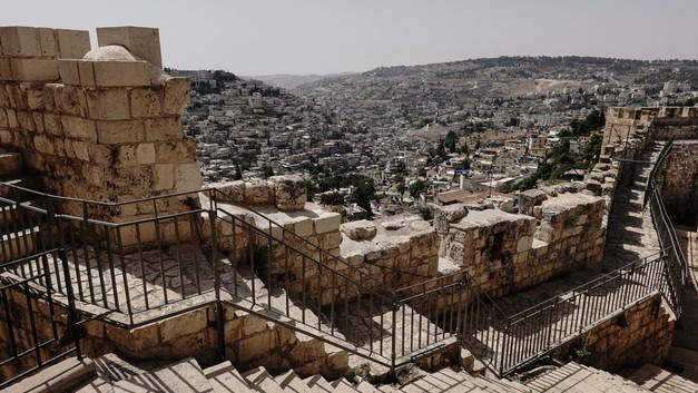 На Храмовой горе в Израиле проводят эвакуацию, доступ к мечети Аль-Акса перекрыт