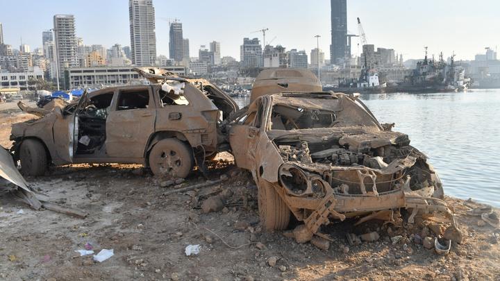 Это может разрушить Бейрут: Чиновник заявил о предупреждении властям Ливана за месяц до взрыва