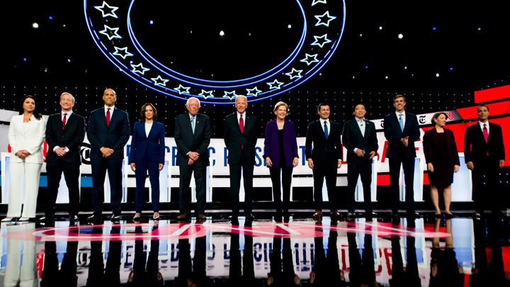 Предвыборные дебаты в США: Россию будет ненавидеть любой американский президент