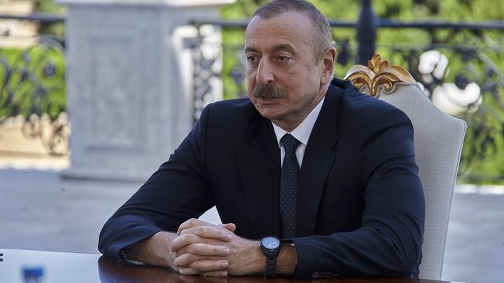 Азербайджан и Армения до сих пор не подписали мирный договор: Алиев попросил помощи у России
