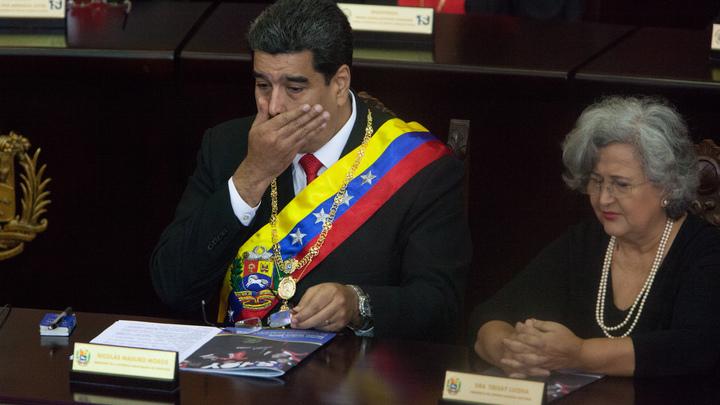 Мадуро не отдает приказ задержать Гуайдо из страха потерять контроль - Болтон
