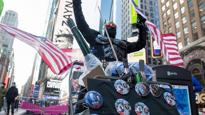 США хотят оставаться сверхдержавой. Даже Байден не помешает