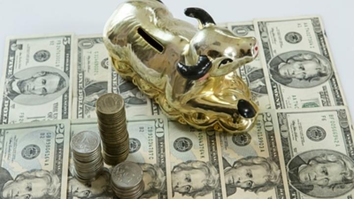 Руб.  растет кдоллару иевро
