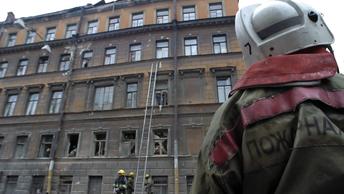 В Ростове после взрыва газа в доме начался пожар, есть жертвы