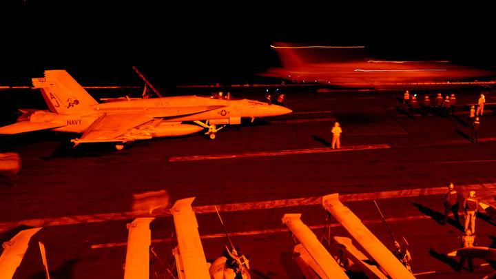 Американский командир назвал дату удара США по Сирии