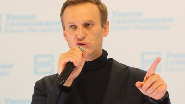 Может, его полечить надо?: Вика Цыганова поставила диагноз Навальному