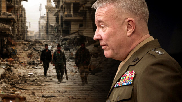 Пентагон защитит своих боевиков от Асада