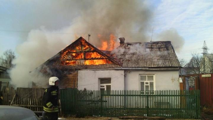 В Ростовской области почти на треть увеличилось количество пожаров, жертв тоже стало больше