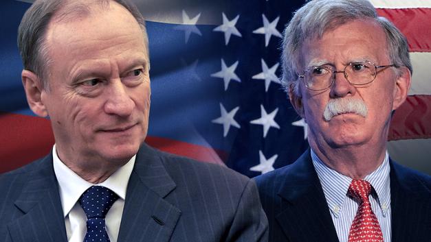 Мир или война: Патрушев и Болтон проводят закрытые переговоры в Женеве