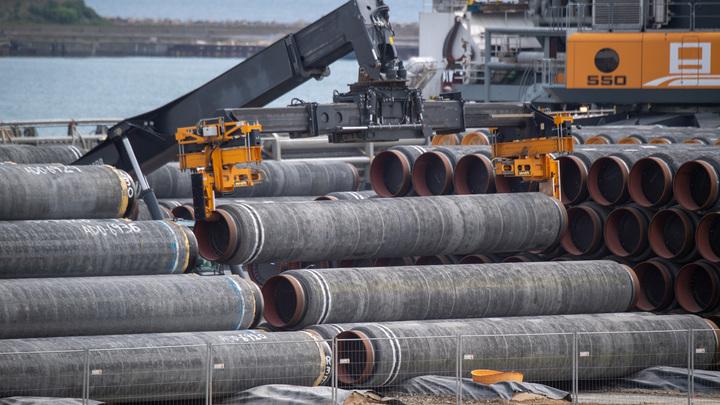 Киев раскрыл секрет победы над Северным потоком - 2. Нужно сделать три шага